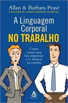 livro a linguagem corporal no trabalho