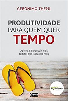 livro para eficiencia e eficacia produtividade pa