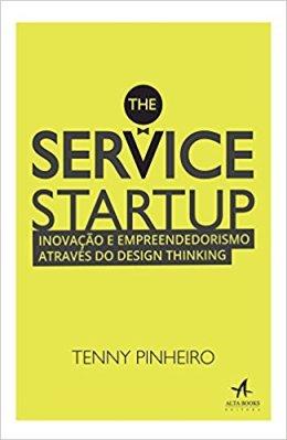 livros sobre startup service