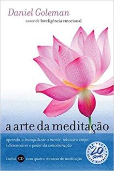 livro a arte da meditação daniel goleman