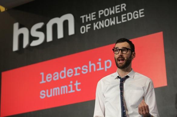 Jake knapp hsm leadership summit 2018
