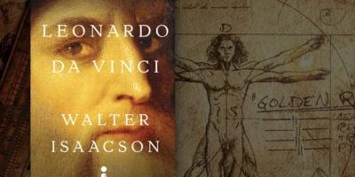 Leia um livro Leonardo da vinci