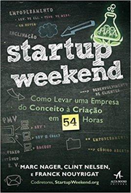 livros sobre startup