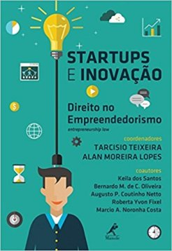 livros sobre startup e inovacao