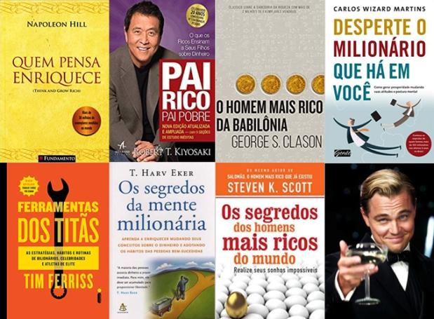 livros finanças pessoais