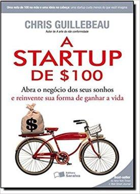 livro sobre startup
