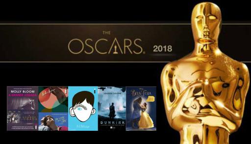 livros que inspiraram filmes indicados ao oscar 2018