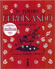 touro Ferdinando livros que inspiraram filmes indicados ao oscar