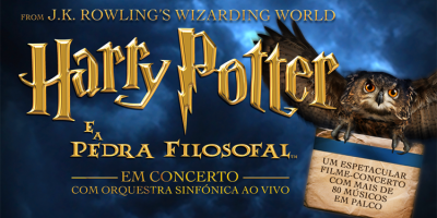 musical Harry Potter in concert