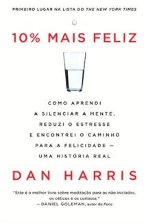 Leia um livro 10% mais feliz