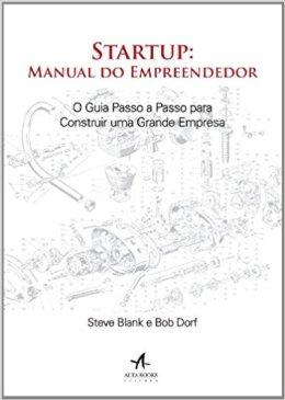 livros sobre startup manual do empreendedor