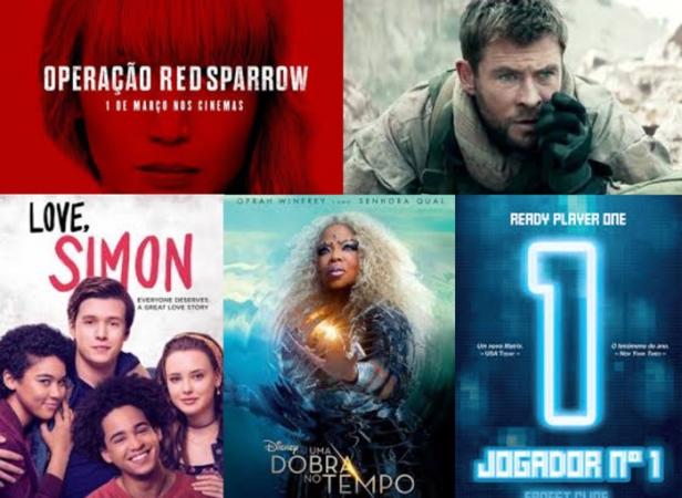 filmes que chegam aos cinemas em 2018
