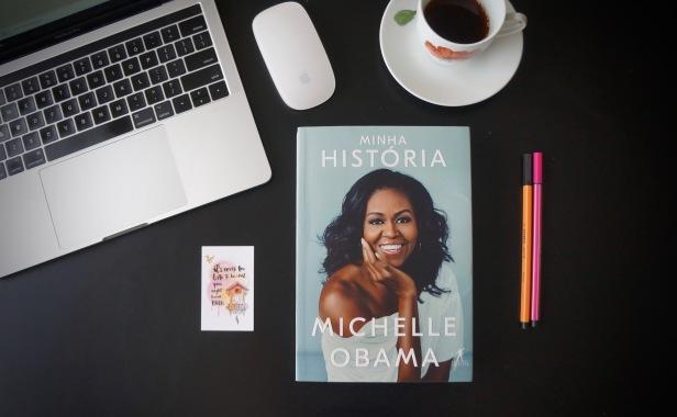 leia um livro Michelle Obama becoming